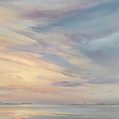 Cobo sunset  Print