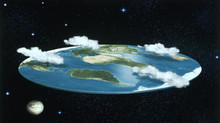 IS THE EARTH FLAT???