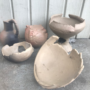 How To Make 3D Copies of Ancient Pottery