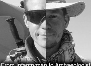 Benefits of a Military Past in an Archaeological Career?