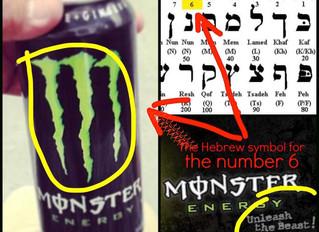 False: Monster Energy is *NOT* the beast
