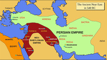 Persia and Judea: Geography and International Relations