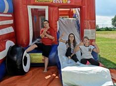 Inklusives Feriencamp: In Dolgen entdecken Kinder mit und ohne Handicap die Umwelt