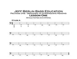 Jeff Berlin Music Group - Sample 1