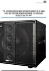 Genzler's Magellan 800 and Bass Array 12