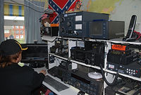 Modern Ham Radio Set up