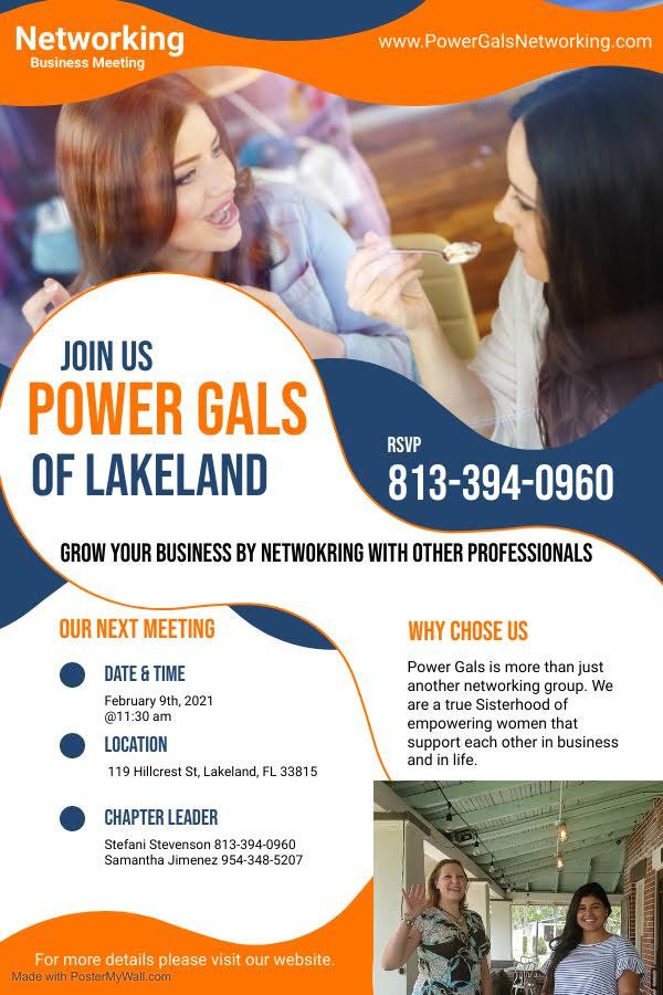 Power Gals of Lake Land