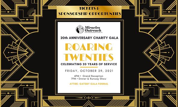 20th Anniversary Charity Gala
