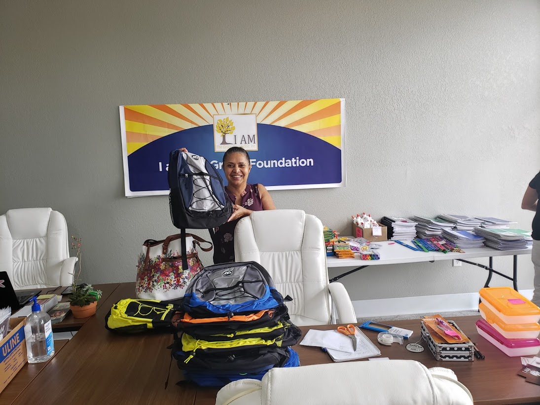 Fundraiser for homeless teens