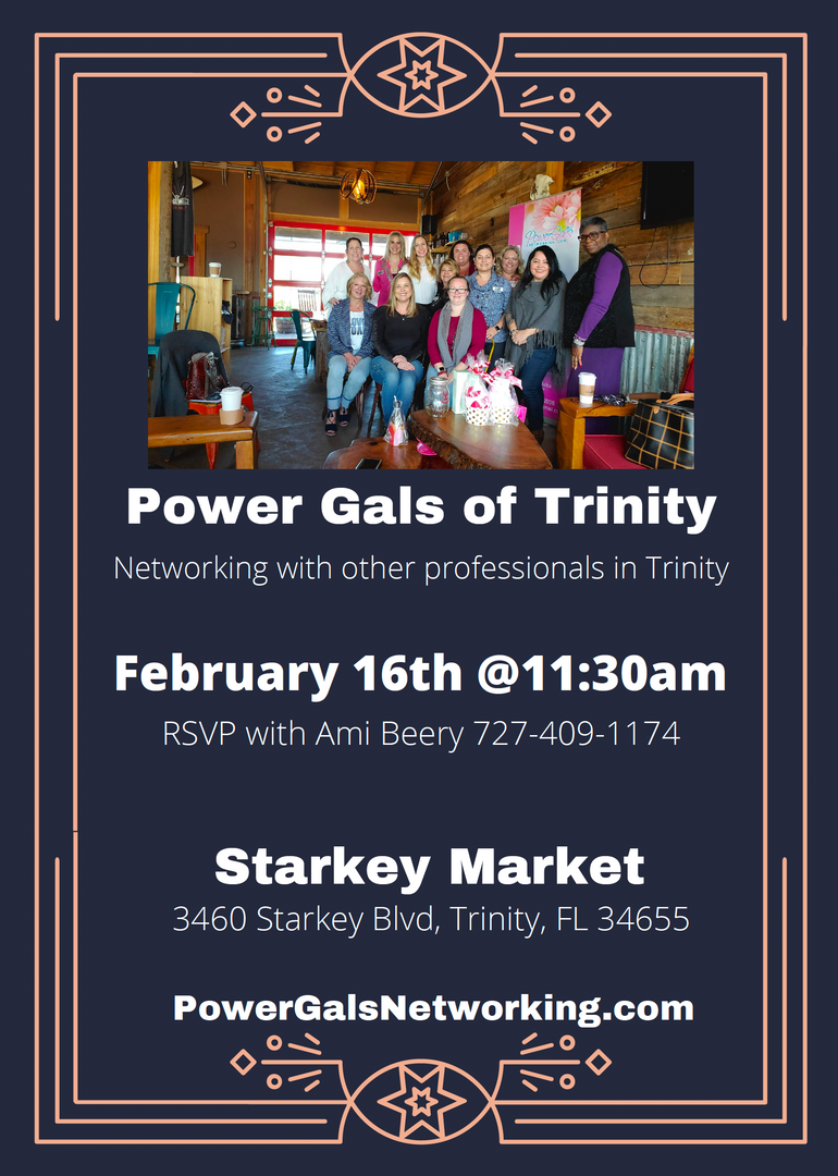 Power Gals of Trinity