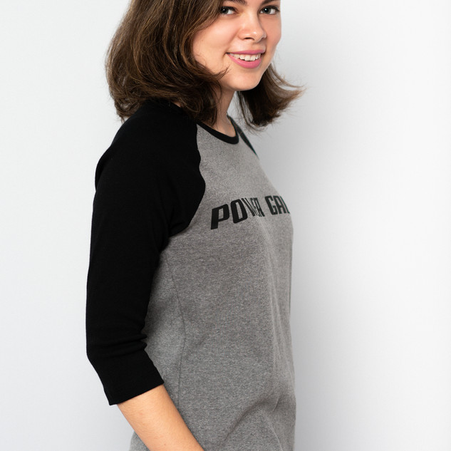 $30 Power Gals Two Toned Shirt