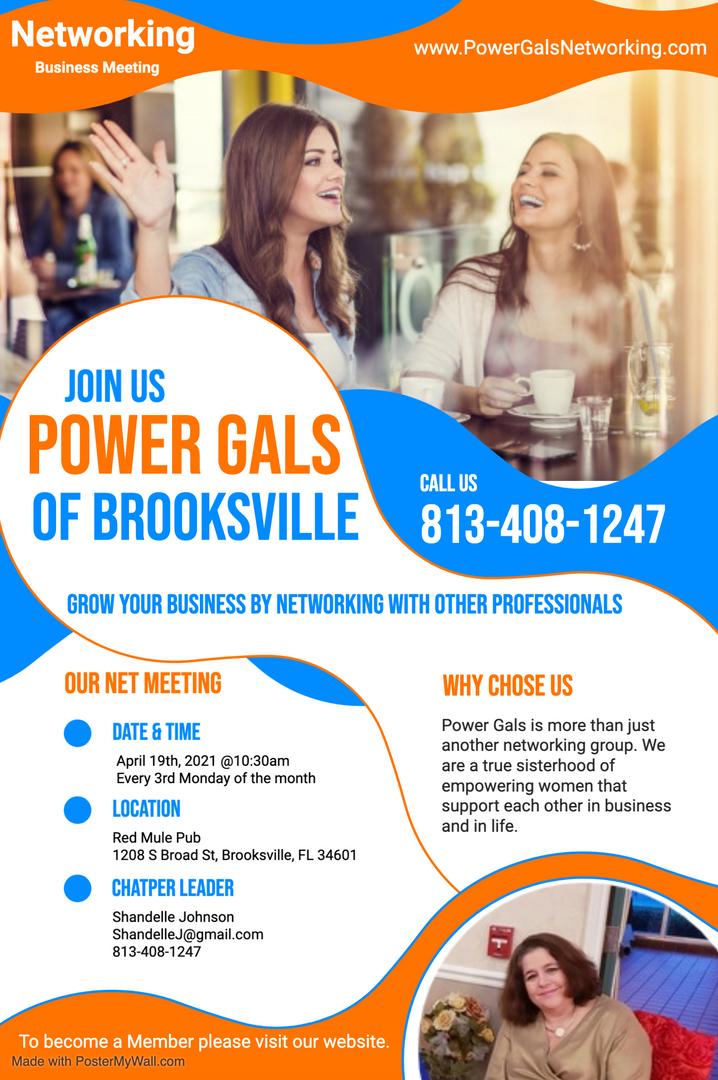 Power Gals of Brooksville