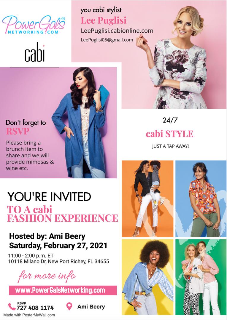cabi Fashion Experience