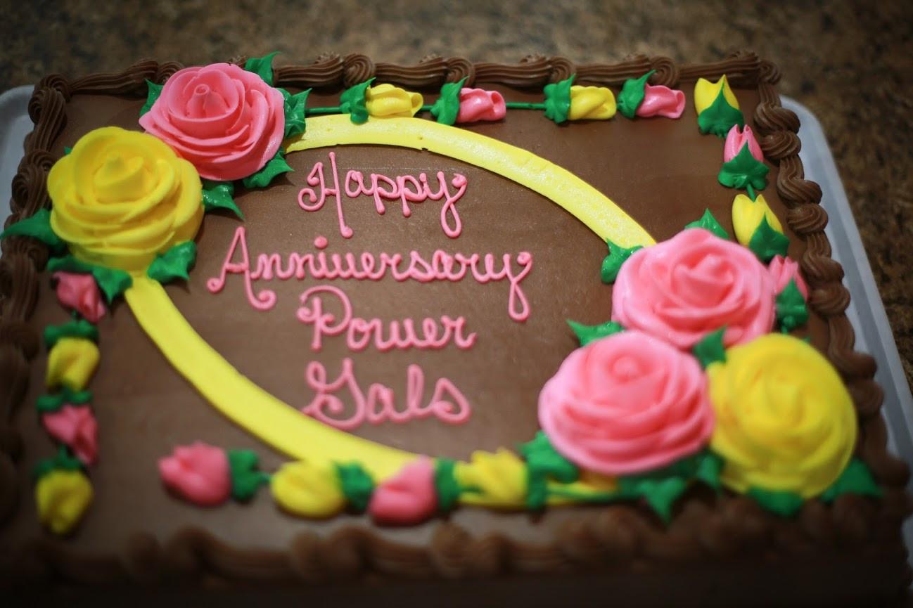 1st One Year Anniversary