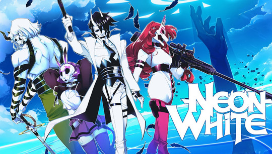 Fast-FPS Neon White gets a gameplay trailer