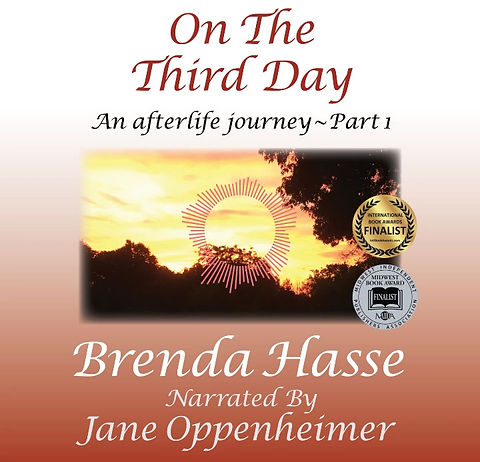 On The Third Day- Coming Soon To Audio