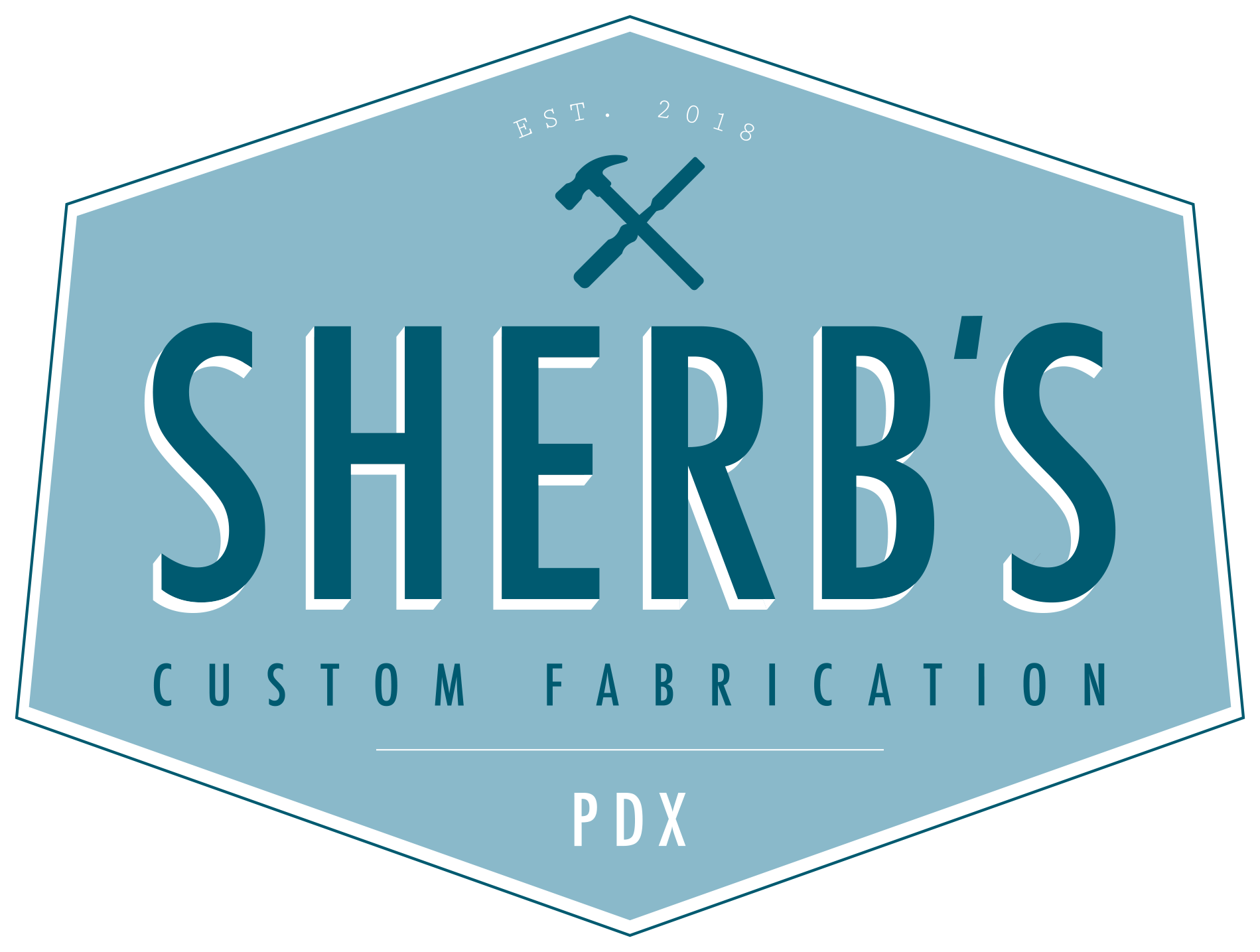 Sherb's Custom Fabrication Logo