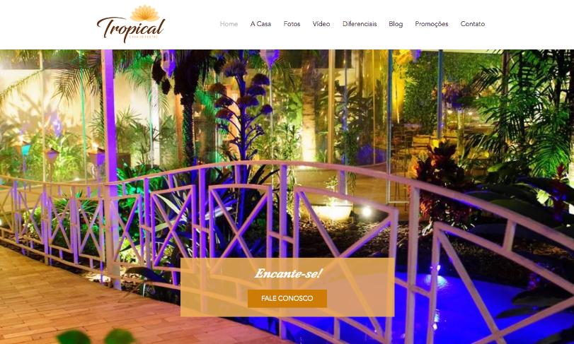 Tropical Casa De Festas Salão E Espaço Para Eventos Em Niterói Rj