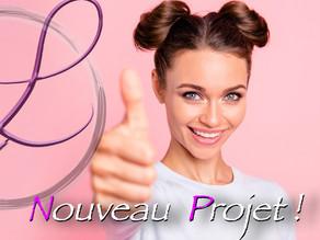 Nouveau Projet !🦋🌞🌈💕😘🧘🏼♂️🥰❤️🌷
