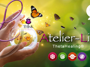 Atelier Live ThetaHealing® Session 2
