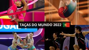 Taças do Mundo em Portugal