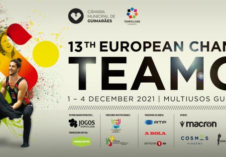 Campeonato da Europa TeamGym