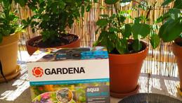 Jak mi Gardena Aqua Bloom zachránil balkonovou oázu