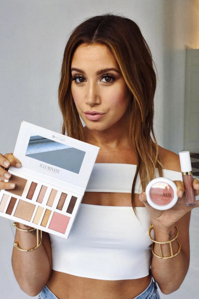 Illuminate Cosmetics By Ashley Tisdale