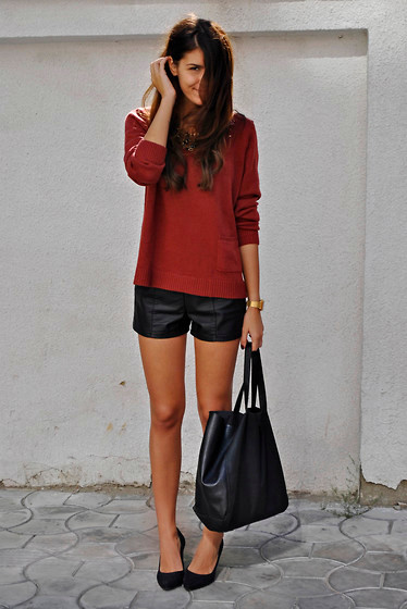 Inspiration of the day Burgundy