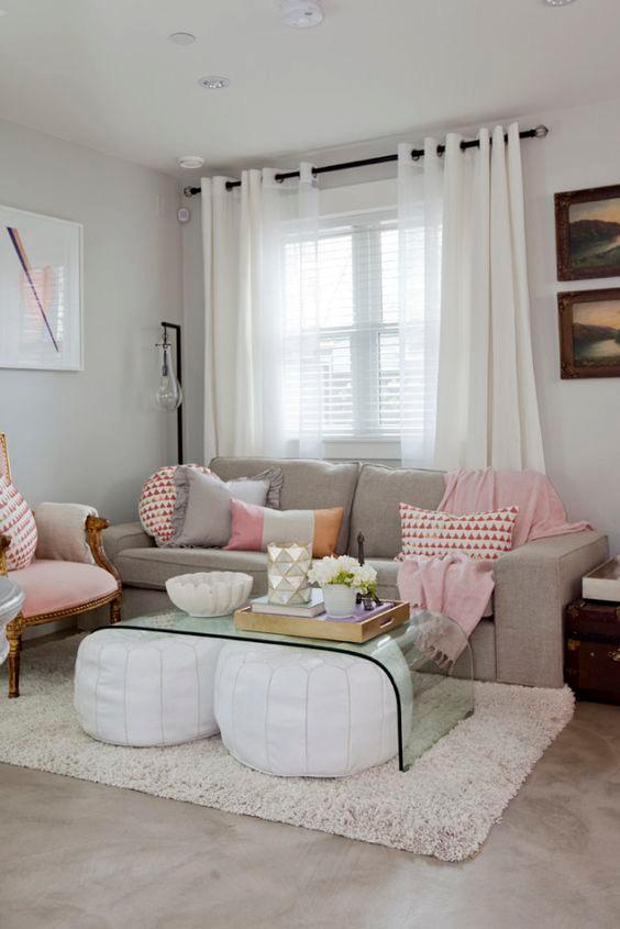 Moday Decor, Small Living Room