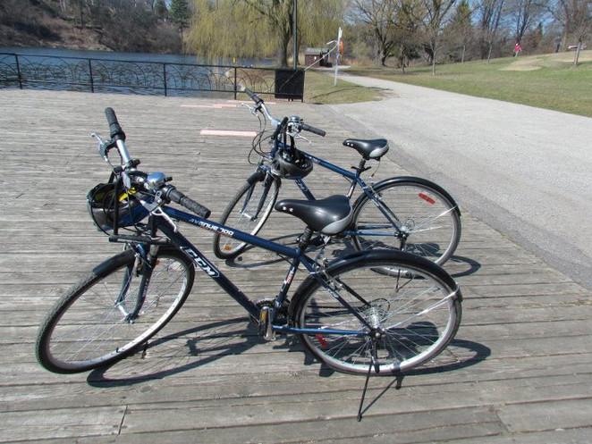 Toronto de Bicicleta