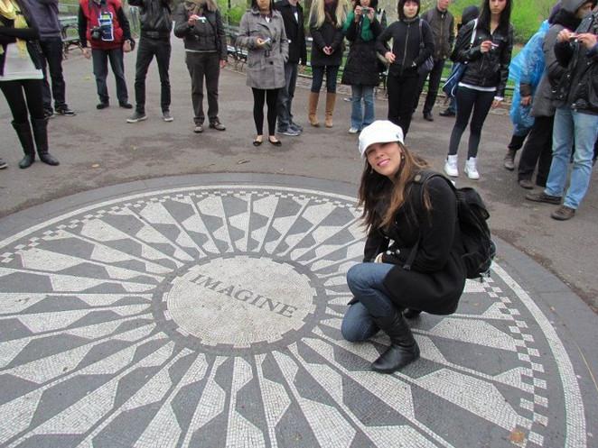 Uma volta no Central Park