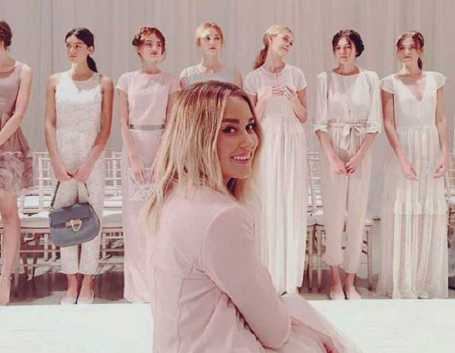 LC Lauren Conrad Runway Collection