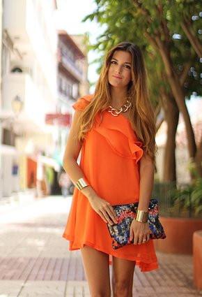 Summer Colours, Orange