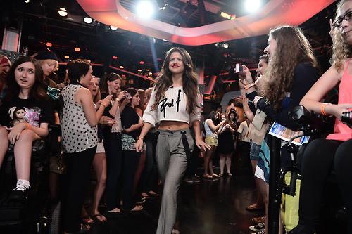 Selena Gomez on NML