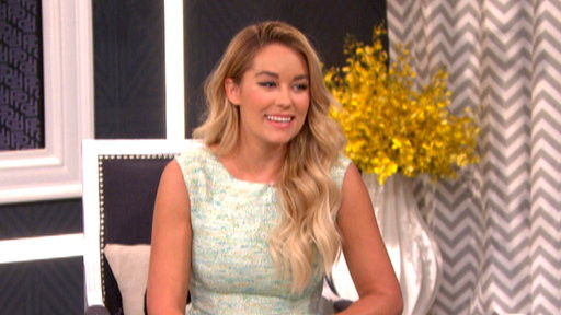 Lauren Conrad on Fashion Police