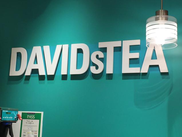 Addicted to David's Tea