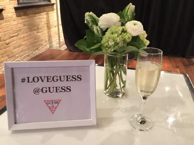 Guess Spring Preview