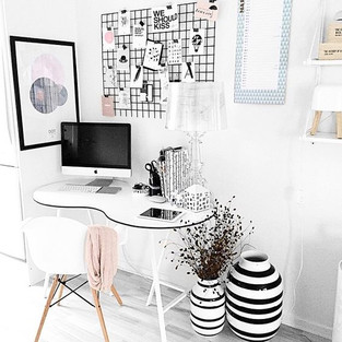 Monday Decor, Working Spaces.