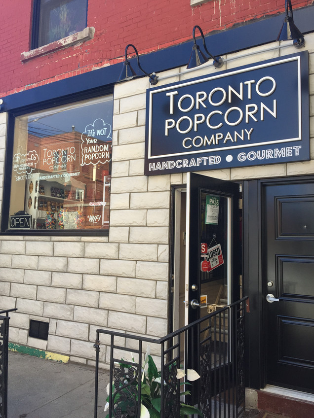 Toronto Pop Corn Company