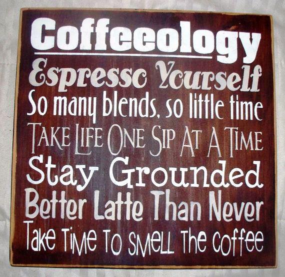 Coffee Station Dream