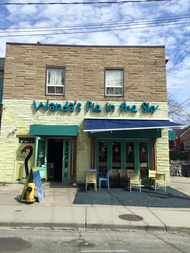 Best of TO, Wanda's Pie in the Sky