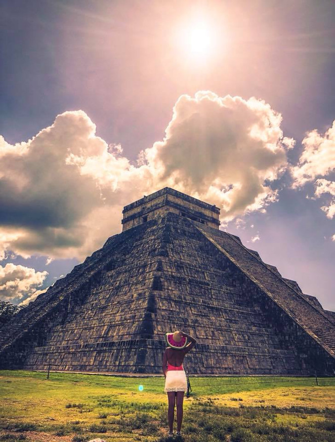 A trip to Mexico history.
