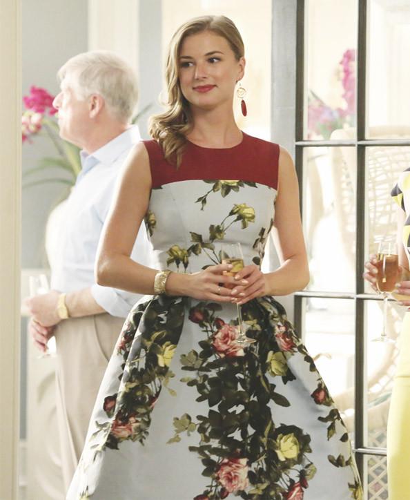Emily's Dress.