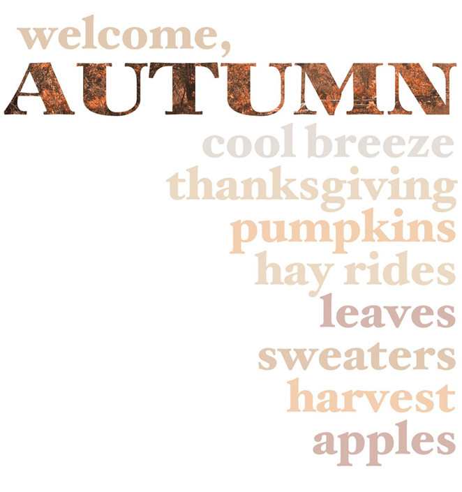 Welcome autumn !!!!