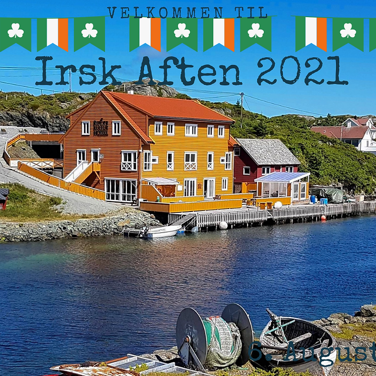 Irsk Aften 2021