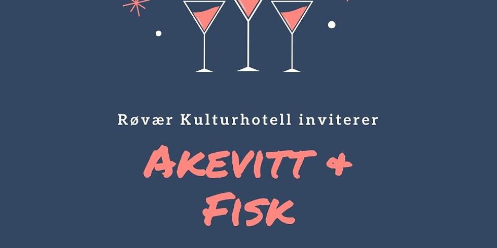 Akevitt og Fisk