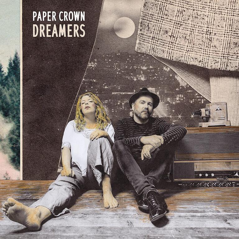 Konsert med Paper Crown