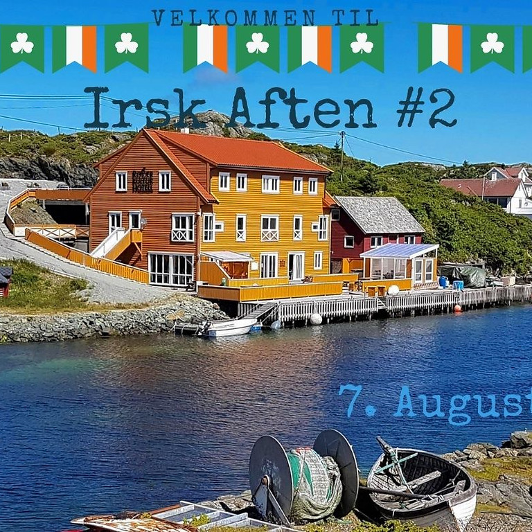 Irsk Aften #2