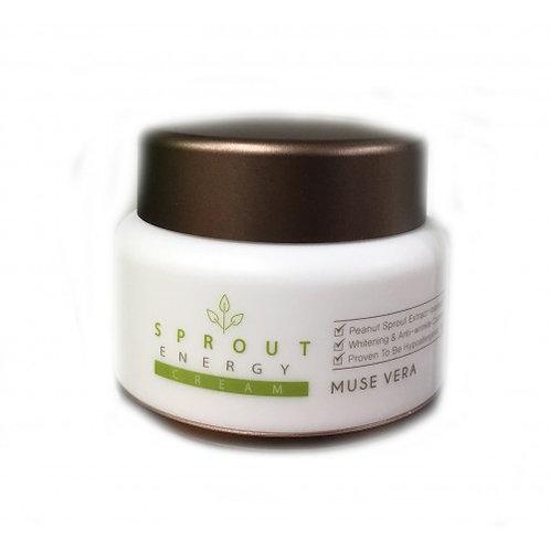 MUSE VERA Sprout Energy Cream, 50ml